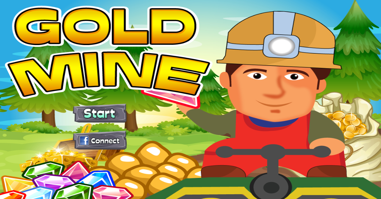 Gold Mine Game Released